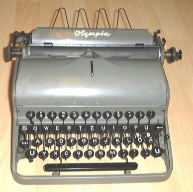 Olympia Modell Wehrmacht