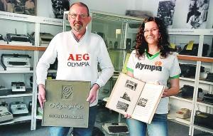 Hans-Jürgen Mrotzek und Regina Rüdebusch
