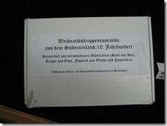 10 Krippenfiguren aus dem Sudetenland