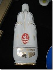 """Porzellanflasche """"Karlsbad"""" aus dem Sudetenland"""