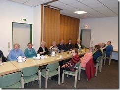 Jahreshauptversammlung Heimatverein Schortens 001