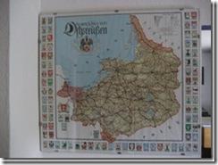 """Heimatkarte """"Ostpreußen"""""""