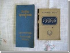 Sparbücher aus Schlesien