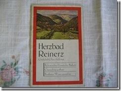 Herzbad Reinerz aus Schlesien