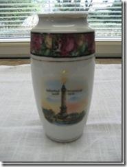 "Vase ""Swinemünde"" aus Pommern"