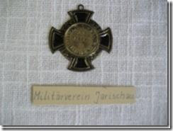 """Militärverein """"Jarischau""""  aus Schlesien"""