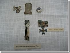 5 versch. Pommersche Orden aus Pommern