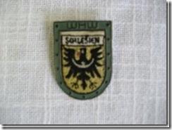 """WHW-Abzeichen """"Schlesien"""""""