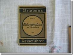 """Reiseführer """"Schreiberhau"""" aus Schlesien"""