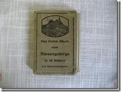 kl. Album Riesengebirge aus Schlesien