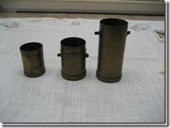 3 Getreidekontrollmaße / Posen