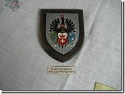 "Originalwappen ""Kreuzer Königsberg"""