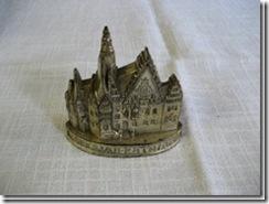 """Nachbildung """"Breslauer Rathaus"""" aus Schlesien"""