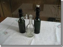 Bierflaschen aus Ostpreußen