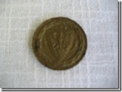 Medaille aus Oberschlesien