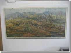 """Panoramabild """"Schlesischer Gebirge"""""""