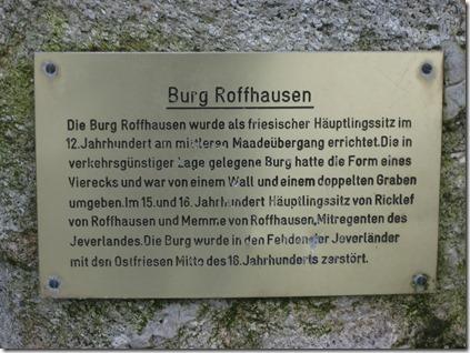 Burgstelle Roffhausen