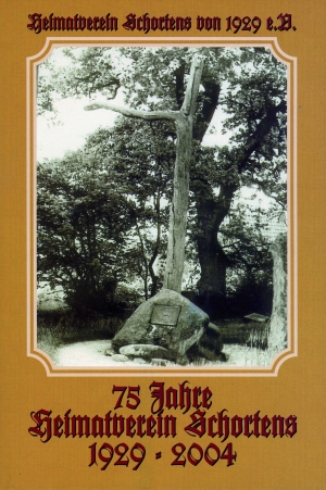 75 Jahre Heimatverein Schortens 1929 - 2004